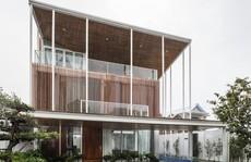 Độc đáo ngôi nhà ở Huế có thể nhìn xuyên thấu tất cả các phòng
