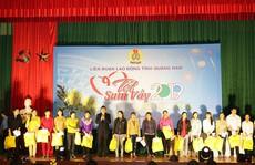 Quảng Nam: Dồn sức chăm lo cho đoàn viên