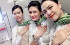 Những hình ảnh đẹp của 'Phi đoàn hạnh phúc' Bamboo Airways