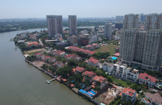 [ĐIỀU TRA] Rắp tâm lấn chiếm bờ sông Sài Gòn: Dùng thỏa thuận để 'lách'