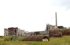 Xót xa nhà máy thép ngàn tỉ đem đấu giá bán 'phế liệu' được 205 tỉ đồng