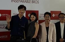'Hươu cao cổ' Lee Kwang Soo rạng rỡ tại TP HCM