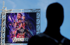 Bom tấn 'Avengers: Endgame' liên tiếp lập kỷ lục doanh thu