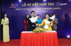 Nhựa Minh Hùng ký hợp đồng với Tập đoàn Lubrizol