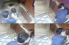 Đối tượng ôm hôn bé gái trong thang máy bỏ về Đà Nẵng