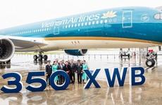 Chủ tịch QH chứng kiến ra mắt 'siêu' máy bay A350-900 của Vietnam Airlines