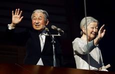"""Nhật hoàng Akihito """"biến mất"""" khỏi công chúng sau thoái vị"""