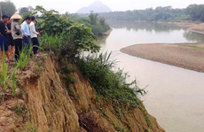 Nam sinh lớp 9 lao xuống sông cứu 3 học sinh thoát đuối nước
