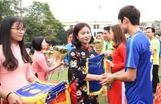 27 đội tranh Cúp bóng đá Báo Lao động Thủ đô lần thứ V