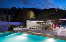 Ngôi nhà đẹp như một bức tranh rực rỡ sắc màu