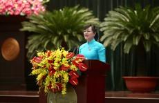 Chuẩn bị miễn nhiệm chức danh Chủ tịch HĐND TP HCM đối với bà Nguyễn Thị Quyết Tâm