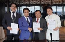 Tập đoàn M&K Nhật Bản ký kết hợp tác toàn diện với Đại học Đông Á