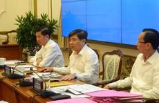 Chủ tịch Nguyễn Thành Phong nói ông xót xa khi nhiều dự án 'đứng chựng'!