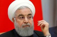 """Iran: Một quả tên lửa cũng khiến đội tàu Mỹ """"banh xác"""""""
