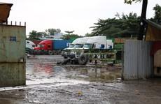 TP HCM nở rộ bãi xe container tự phát