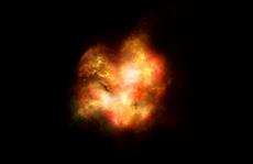 'Bão ánh sáng vũ trụ' từ quá khứ truyền tới trái đất