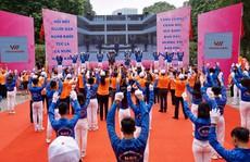 Công bố bài tập thể dục mẫu, Bộ trưởng Nguyễn Thị Kim Tiến kêu gọi cộng đồng vận động