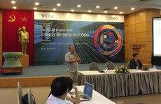 Chủ tịch VCCI: Nhà nước vừa làm sân, vừa là trọng tài, vừa là cầu thủ