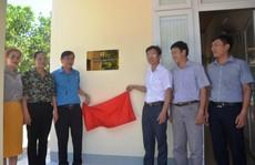 Quảng Bình: Tặng Mái ấm Công đoàn' cho giáo viên vùng sâu