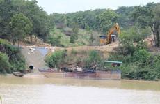 Sông Đồng Nai vẫn 'rên xiết'