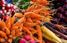 Thị trường nông sản hữu cơ Đan Mạch đột phá