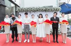 Sao Việt dự lễ khai trương thẩm mỹ viện Sophie International chuẩn 5 sao