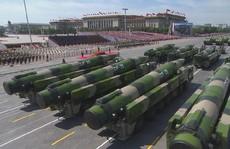 """Trung Quốc """"sẽ không bao giờ"""" tham gia Thỏa thuận kiểm soát vũ khí với Mỹ và Nga"""