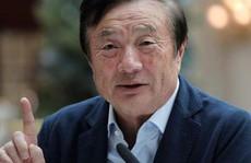 """Nhà sáng lập Huawei: """"Gia đình tôi vẫn sử dụng sản phẩm Apple"""""""