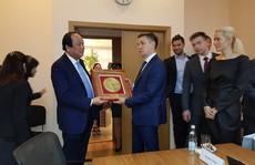 Nga sẽ hỗ trợ Việt Nam xây dựng chính phủ điện tử và an ninh mạng