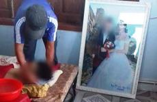 Đau xót chú rể bị điện giật chết trong ngày rước dâu