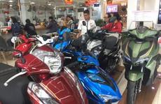 Honda Việt Nam hứa tăng sản lượng, hạn chế đội giá xe tay ga