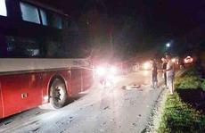 Mượn xe máy đi chơi, 2 học sinh lớp 8 va chạm với xe khách tử vong