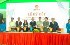 Lộc Phát Residence 'bắt tay' với các thương hiệu lớn