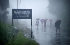 Cuộc sống ở nơi mưa nhiều nhất thế giới