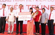 Sau giải Vietlott 'khủng' đầu tiên, Trà Vinh lại có người trúng thưởng tiền tỉ của Agribank