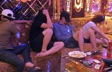Hàng chục nam nữ thanh niên 'phê' ma túy trong karaoke Sao Biển VIP