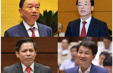 [Infographic] Các vấn đề 4 Bộ trưởng sẽ trả lời chất vấn tại Quốc hội