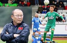 HLV Park chưa gặp thủ môn Filip Nguyễn, ưu tiên thăm Alexander Đặng