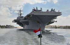 """Tướng Iran tuyên bố """"không ngán"""" tàu sân bay Mỹ"""