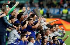 'Pháo' tịt ngòi ở Baku, Chelsea đăng quang Europa League