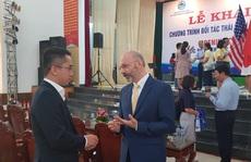 Hoa Kỳ đang giúp Việt Nam ứng phó thảm họa thiên tai