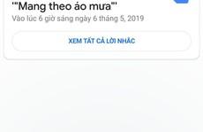 Ra mắt trợ lý ảo Google Assistant hỗ trợ tiếng Việt