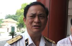 Đô đốc Nguyễn Văn Hiến vi phạm tới mức phải xem xét kỷ luật