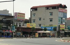 """Giá đất Đông Anh sốt nhất Hà Nội: Xem """"cò"""" chèo kéo khách"""