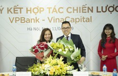 VinaCapital ký kết hợp tác chiến lược với VPBank