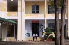 Vụ trường chuẩn quốc gia chờ sập: Huyện chi hơn 700 triệu đồng sửa chữa