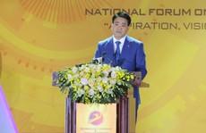 Ông Nguyễn Đức Chung: Công nghệ đã 'dẹp' tình trạng xô đổ cổng trường nộp hồ sơ cho con
