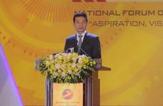 Bộ trưởng Nguyễn Mạnh Hùng: Mỗi người cần có ngôn ngữ IT để giao tiếp với máy móc
