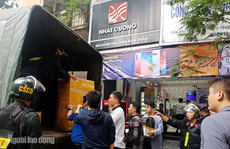 Nhật Cường cung cấp hàng loạt sản phẩm cho 'chính quyền điện tử' của Hà Nội