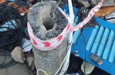 Lắp cống thoát nước, 1 công nhân bị trụ điện không sắt gãy đè chết